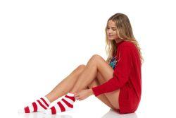 60 Units of Yacht & Smith Christmas Fuzzy Socks , Soft Warm Cozy Socks, Size 9-11 - Womens Fuzzy Socks