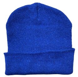 60 Units of Yacht & Smith Kids Winter Beanie Hat Assorted Colors Bulk Pack Warm Acrylic Cap - Winter Beanie Hats