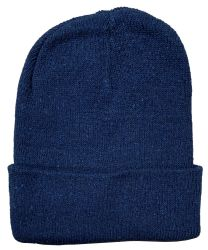 240 Units of Yacht & Smith Kids Winter Beanie Hat Assorted Colors Bulk Pack Warm Acrylic Cap - Winter Beanie Hats