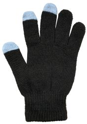 144 Units of Yacht & Smith Unisex Winter Texting Gloves, Warm Thermal Winter Gloves Assorted Colors Bulk Buy - Bulk Gloves for Homeless and Charity