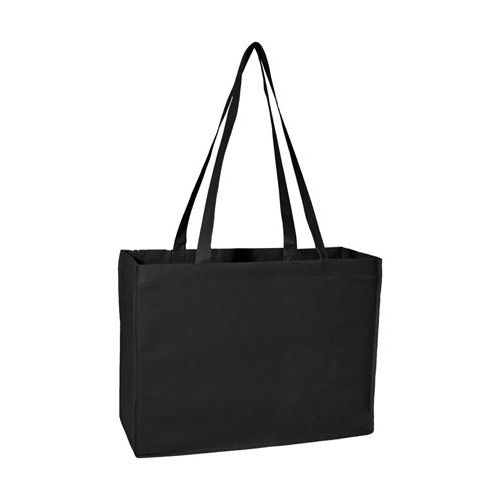 100 Units of Deluxe Tote Jr - Black