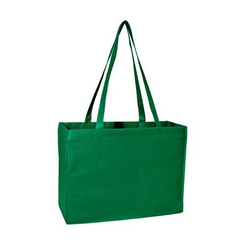 100 Units of Deluxe Tote Jr - Green
