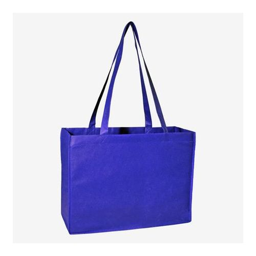 100 Units of Deluxe Tote Jr - Royal