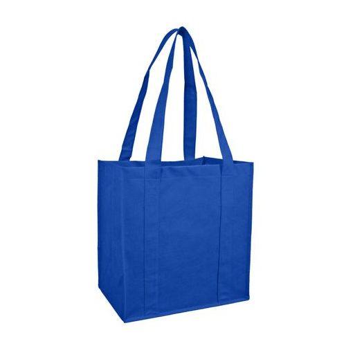100 Units of Reusable Shopping Bag-Royal