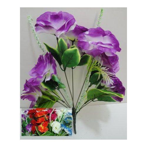 100 Units of 9 Head Silk Flower