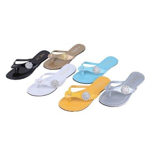 48 Units of Ladies' Fashion Sandals