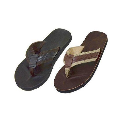 fa76975fc417a9 24 Units of Mens Leather Sandal - Men s Flip Flops - at - alltimetrading.com