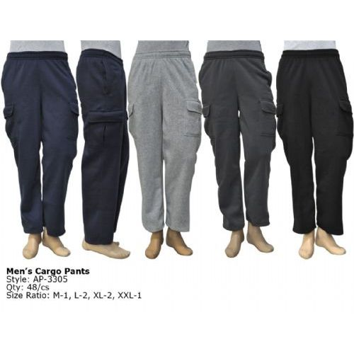 48 Units of Mens Cargo Pants