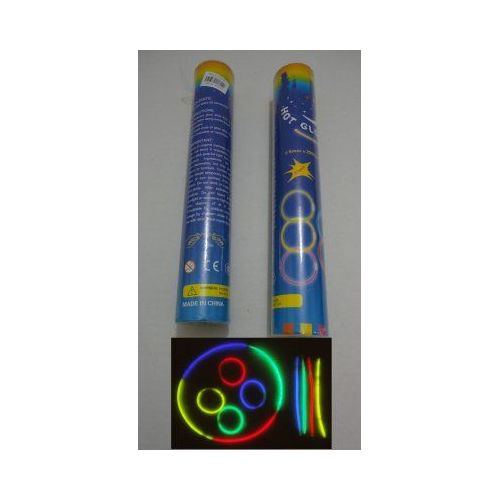 "40 Units of 50pc 8"" Glow Sticks with Connecters"