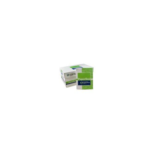 """PAPERLINE (92) 8.5"""" X 11"""" 30% Recycled White Copy Paper (10 Reams/Case)"""