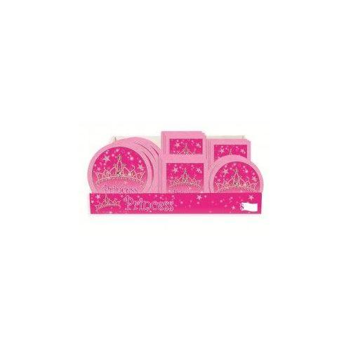 Princess Pre-Pk Ctr Shipper 96Ct - Party Accessory Sets