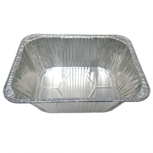 100 Units of Aluminum Pan 1/2 size Extra Deep - Kitchen > Accessories