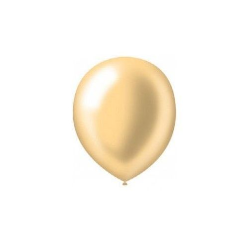 """40 Units of Fat Toad 72CT 12"""" Pearl Gold - Balloons/Balloon Holder"""