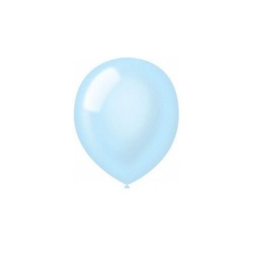 """40 Units of Fat Toad 72CT 12"""" Pearl Lt Blue - Balloons/Balloon Holder"""