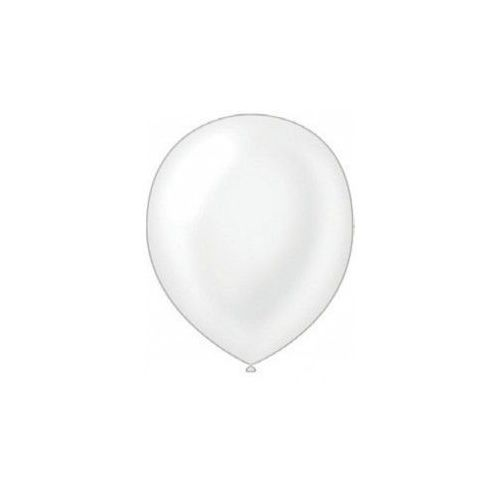 """40 Units of Fat Toad 72CT 12"""" Pearl White - Balloons/Balloon Holder"""