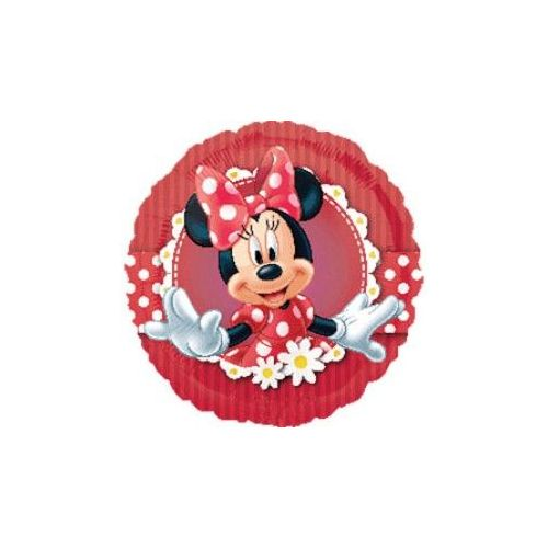 100 Units of AG 18 LC Mad About Minnie - Balloons/Balloon Holder