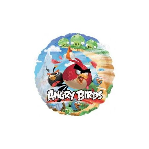 100 Units of AG 18 PKG LC Angry Birds Red Bird