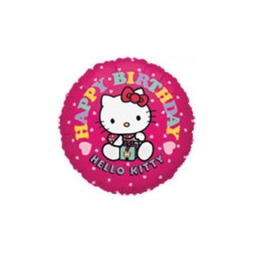 100 Units of AG 18 PKG LC Hello Kitty B-Day - Balloons/Balloon Holder