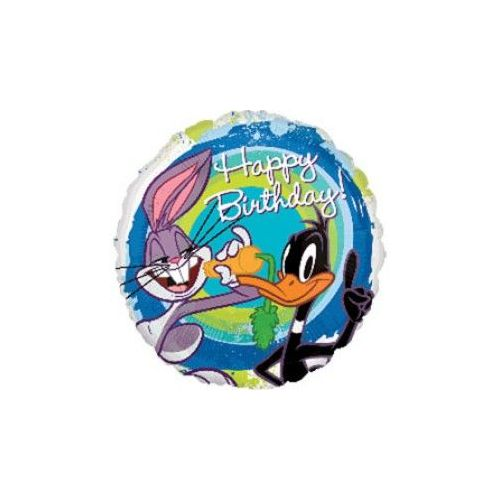 100 Units of AG 18 LC Looney Tunes B-Day - Balloons/Balloon Holder