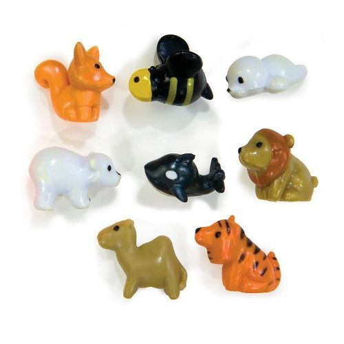 Squishy Muffinz Topper : 200 Units of Squishy Animal Pencil Topper - at - alltimetrading.com