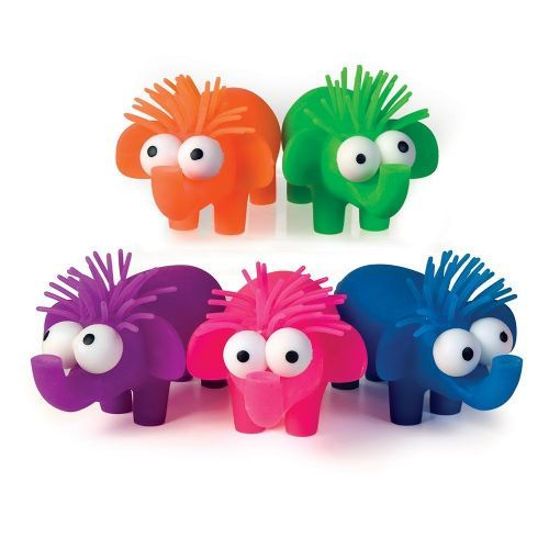 Puffer Ball Toys : Units of elephant puffer ball squeeze toy at