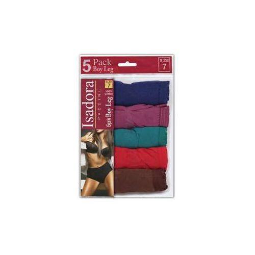 24 Units of Ladies 5 Pack Bikini - Womens Panties / Underwear
