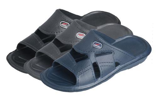 24 Units of Men's Bertelli Shower Slippers - Mens Slippers