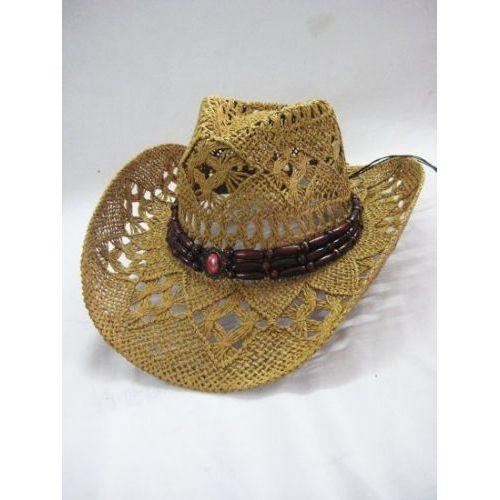 c2203dd13f438 24 Units of Designer Cowboy Hat - Cowboy   Boonie Hat - at -  alltimetrading.com