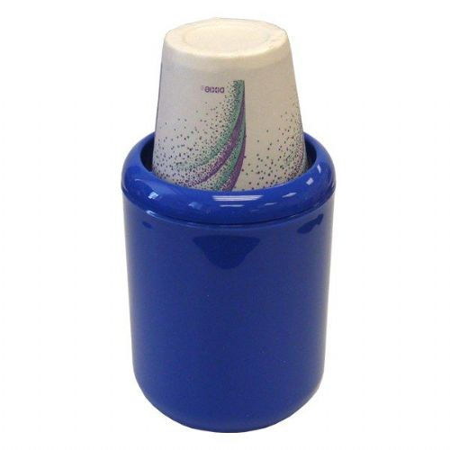 96 Units Of Dixie Bathroom Cup Dispenser Caribbean Blue At Alltimetrading