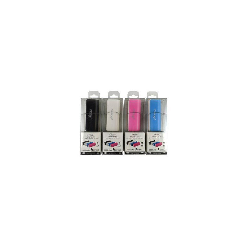 10 Units of Wholesale eVogue 2200mAh USB Power Bank, High Capacity Power Bank - Best Selling items