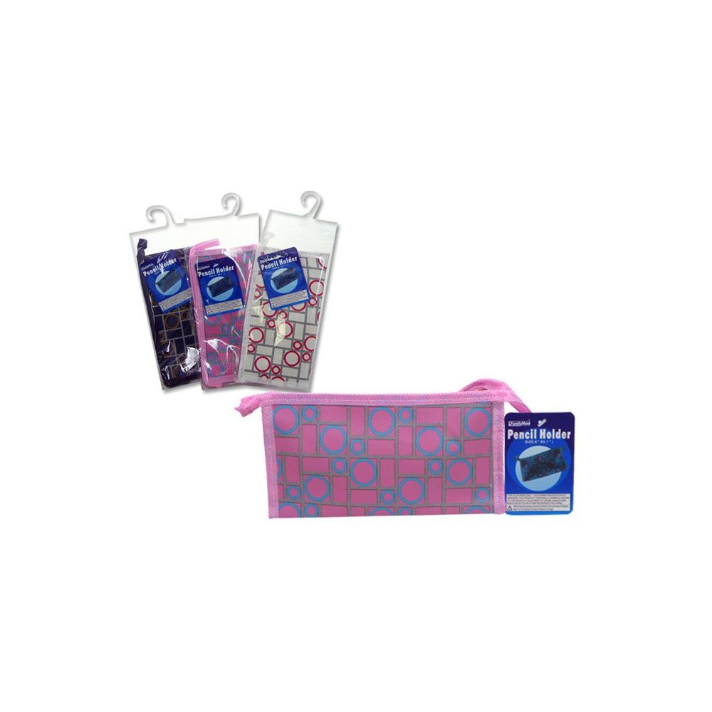 288 Units of COSMETIC BAG ASST COLOR