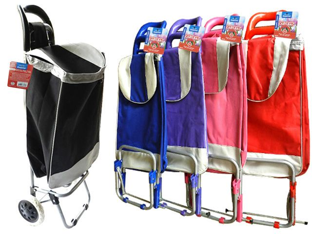 10 Units of Storage Hamper With Wheels - Shopping Cart Liner