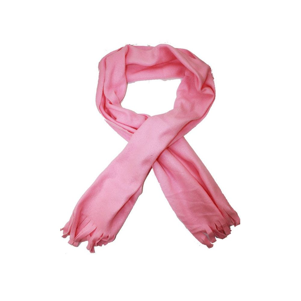 100 Units of PINK ACRYLIC SCARVES - Womens Fashion Scarves