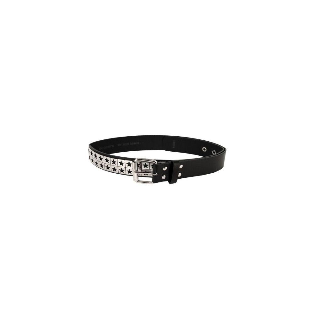 90 Units of Wholesale 2x belt black w/stars - Closeouts
