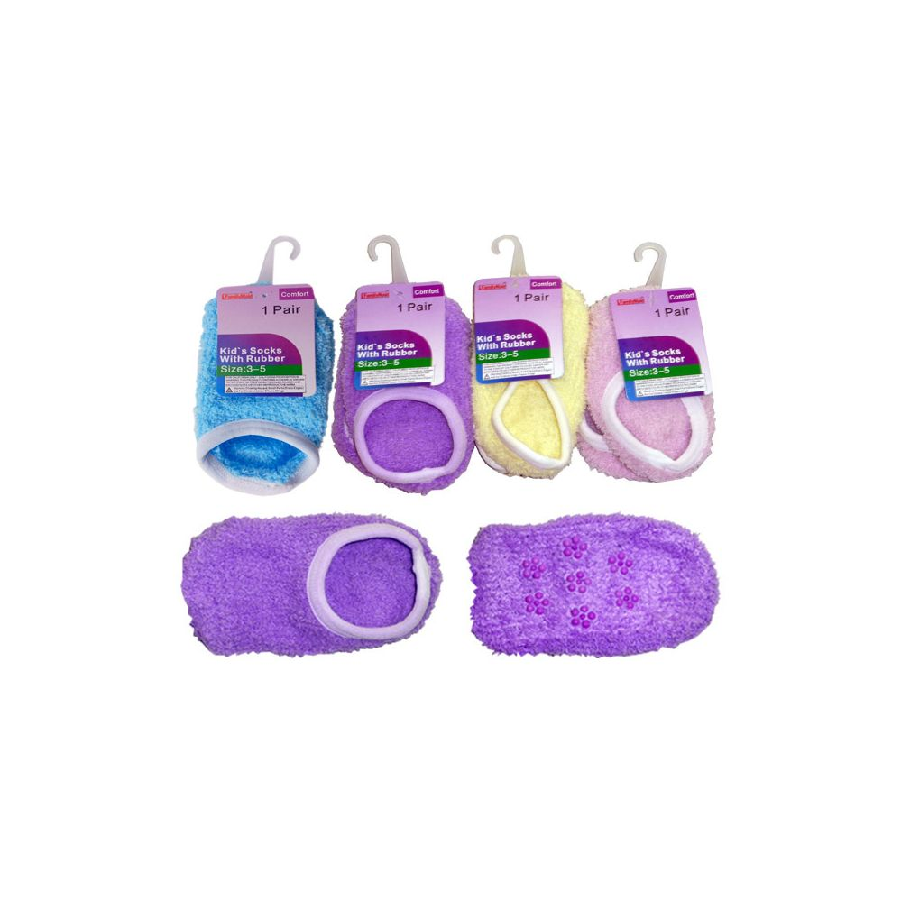 360 Units Of 1 Pair Baby Sock W Gripper Bottom At