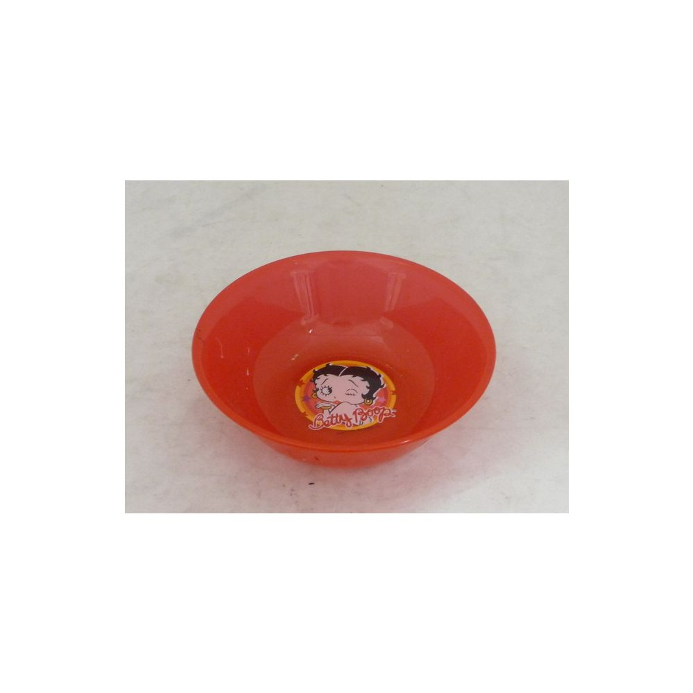 """108 Units of BOWL 6"""" PLASTIC WITH PRINTING - Kitchen"""