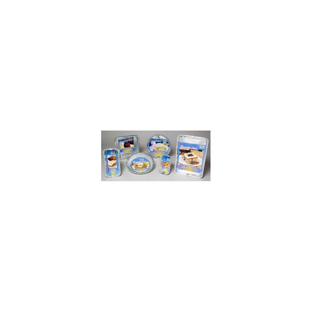 108 Units of Aluminum Bakeware - Kitchen