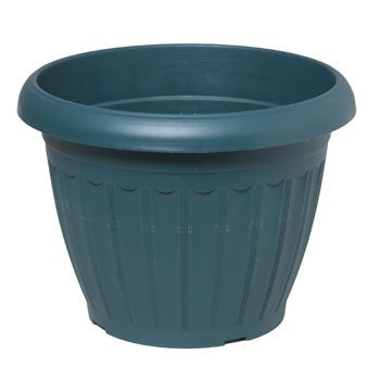 Exceptionnel 48 Units Of Planter ROUnd   Garden Planters And Pots