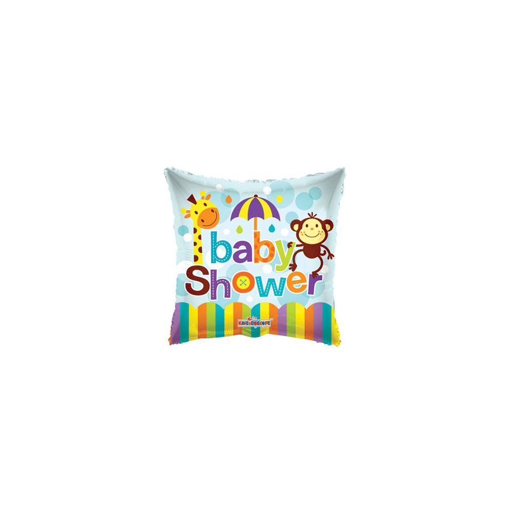 100 Units of CV 18 DS SV Baby Shower Square