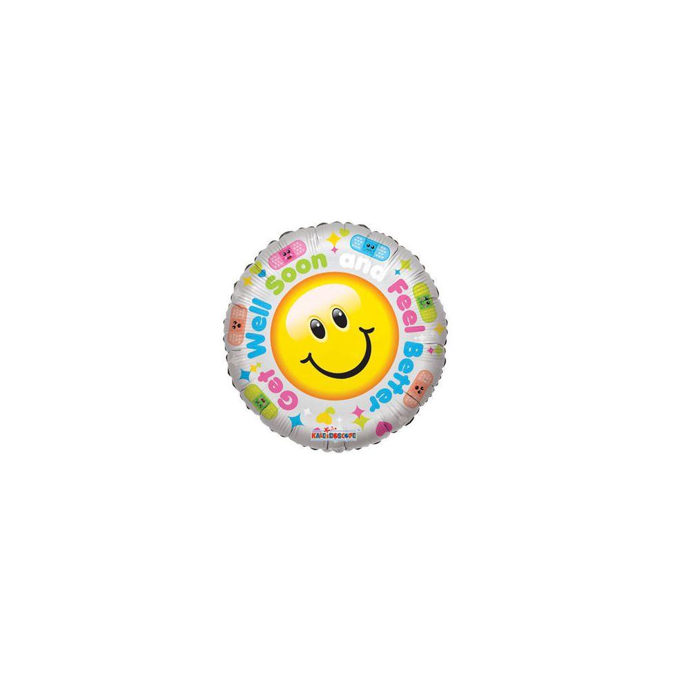 100 Units of CV 18 SS Get Well Hurry/Get Better - Balloons/Balloon Holder