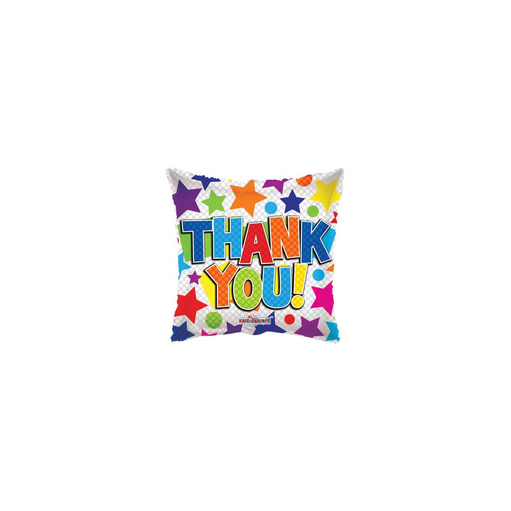 100 Units of CV 18 DS Thank You! - Balloons/Balloon Holder
