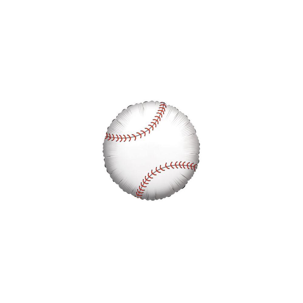 100 Units of CV 18 DV Baseball - Balloons/Balloon Holder