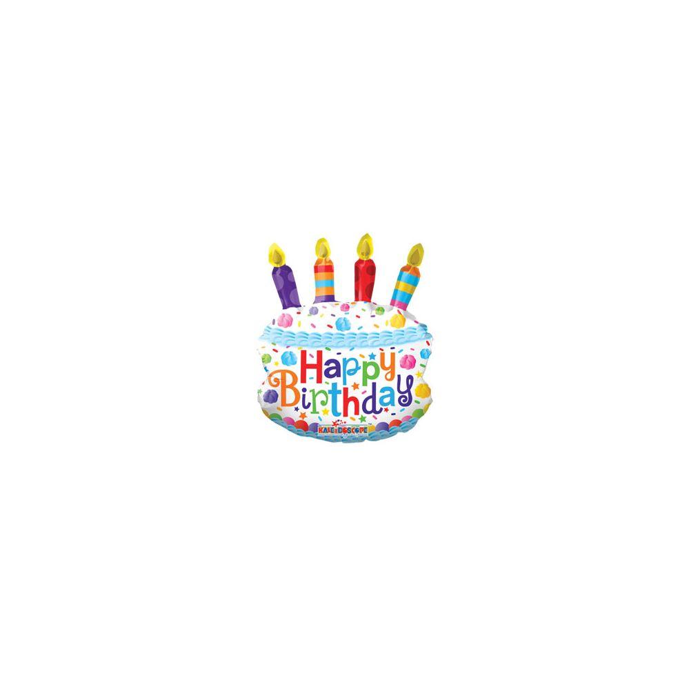 100 Units of CV 14 DS Birthday Cake Mini Shape
