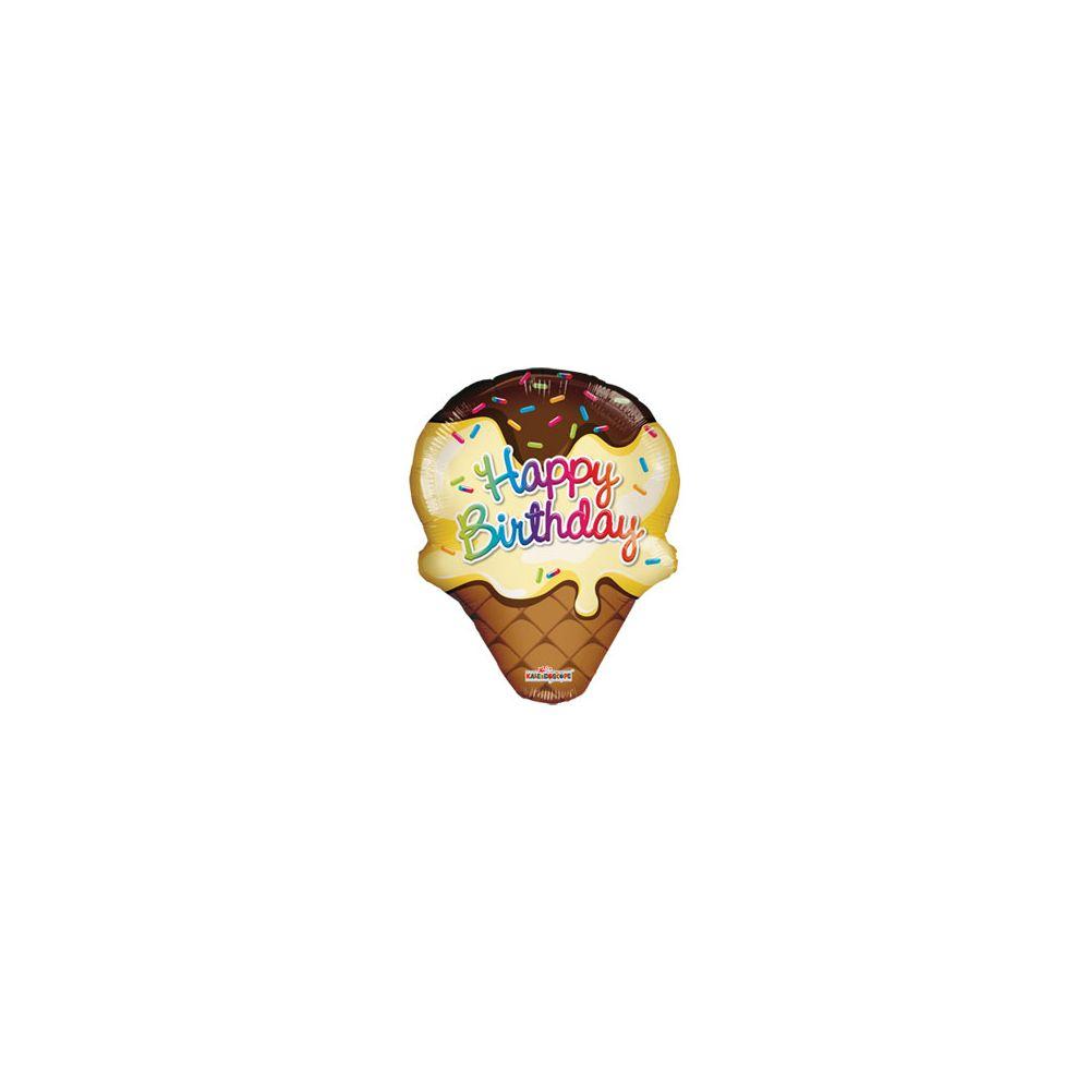100 Units of CV 14 DS Ice Cream Mini Shape - Balloons/Balloon Holder