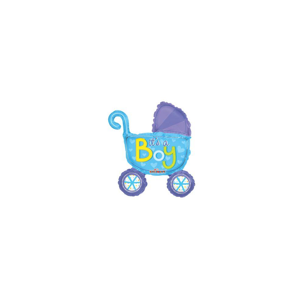100 Units of CV 14 DS Baby Boy Stroller Mini Shp - Balloons/Balloon Holder