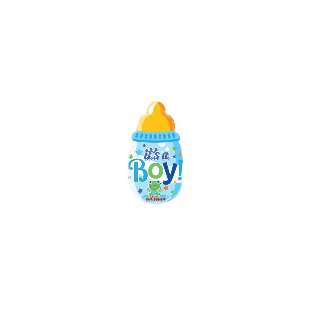 100 Units of CV 14 DS Baby Bottle Boy Shape