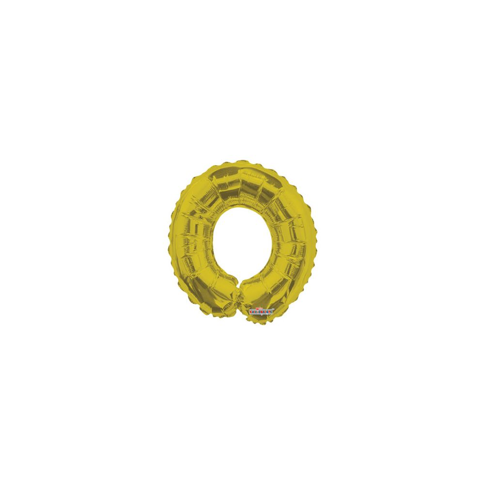 100 Units of CV 14 DS Gold Number 0 - Balloons/Balloon Holder