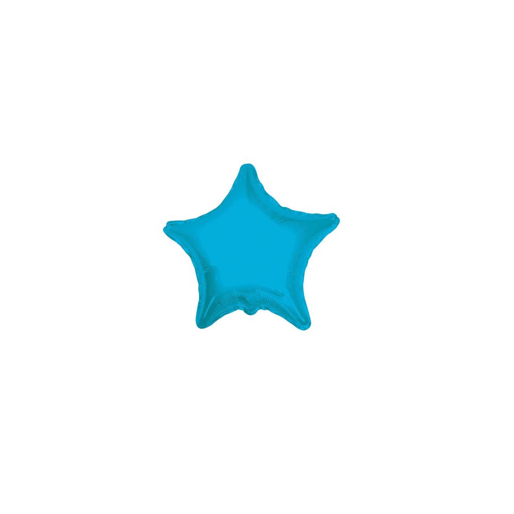 100 Units of CV 18 DS Star Turquoise Blue