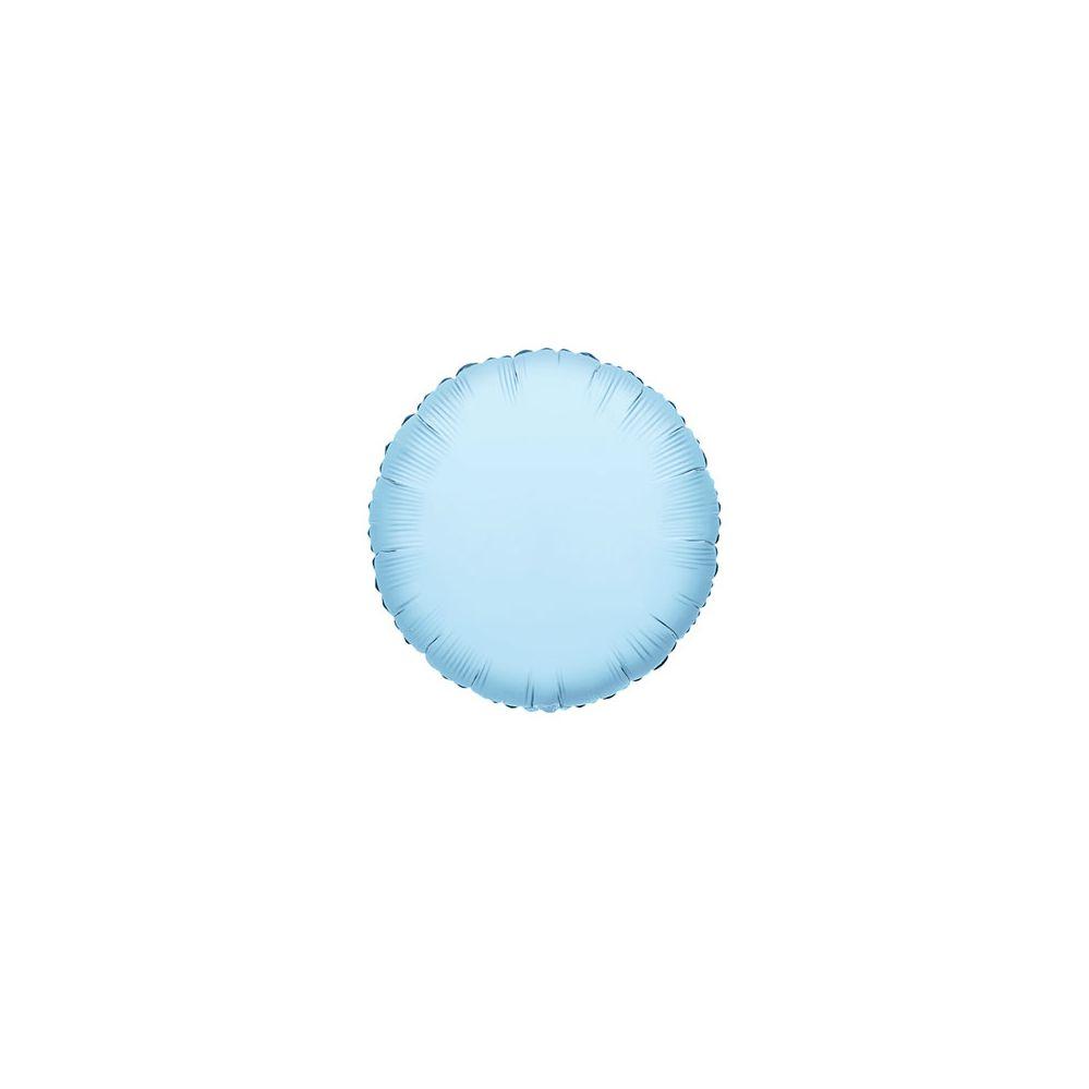 100 Units of CV 18 DS Round Light Blue