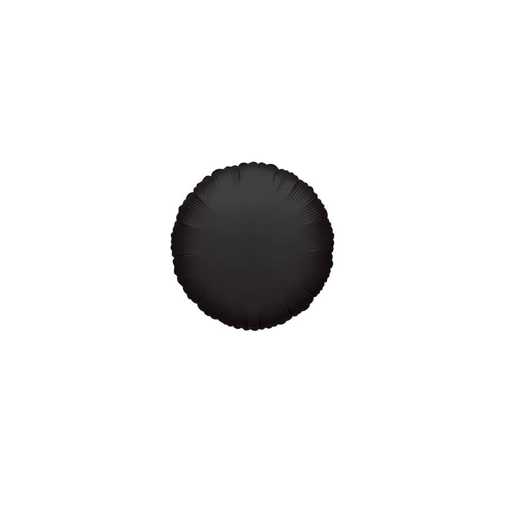 100 Units of CV 18 DS Round Black - Balloons/Balloon Holder